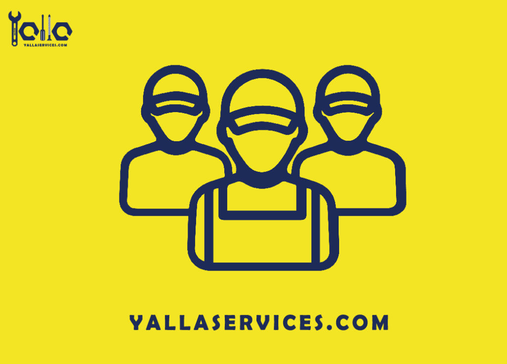 Yallaservices-maids