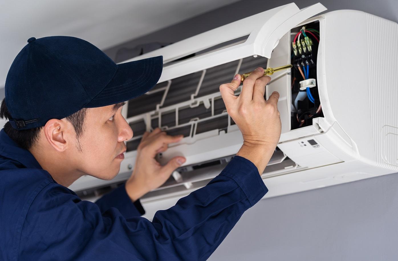 AC Repair | صيانة المكيفات