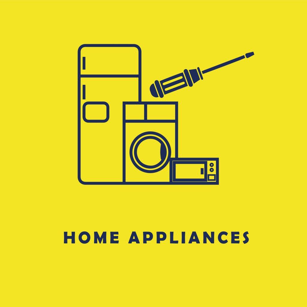 صيانة المكيفات و صيانة الأجهزة المنزلية
